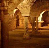 Cripta della cattedrale di Andria