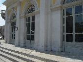 La sede dello I.A.T in Piazza Vittorio Emanuele II (già Piazza Catuma)