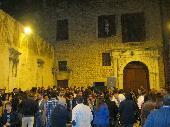 Foto della prima edizione dell'evento di promozione dei prodotti tipici di Andria e Corato