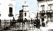 antica foto di piazza Porta La Barra
