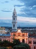 Palazzo di città e campanile della Chiesa di San Francesco